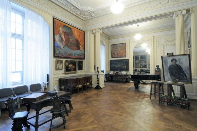 Музей квартира и и бродского 4